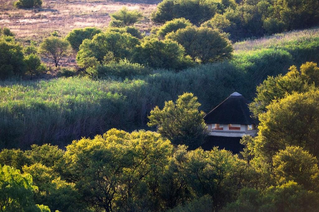 Tzamenkomst River Lodge near Colesberg